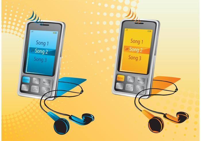 Free Smartphone Vectors