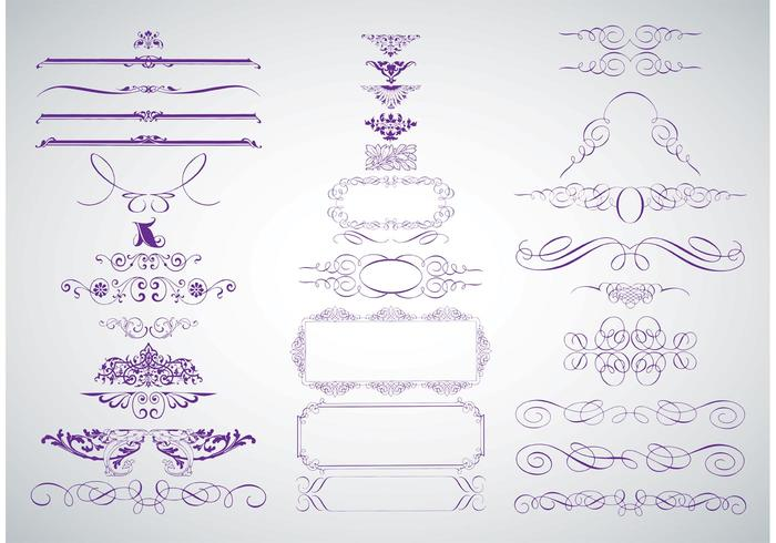 Decorative Vector Graphics