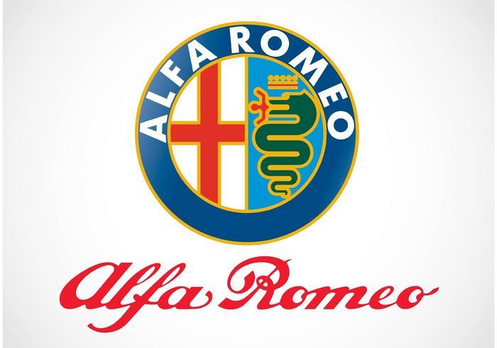 Logotipo de Alfa Romeo