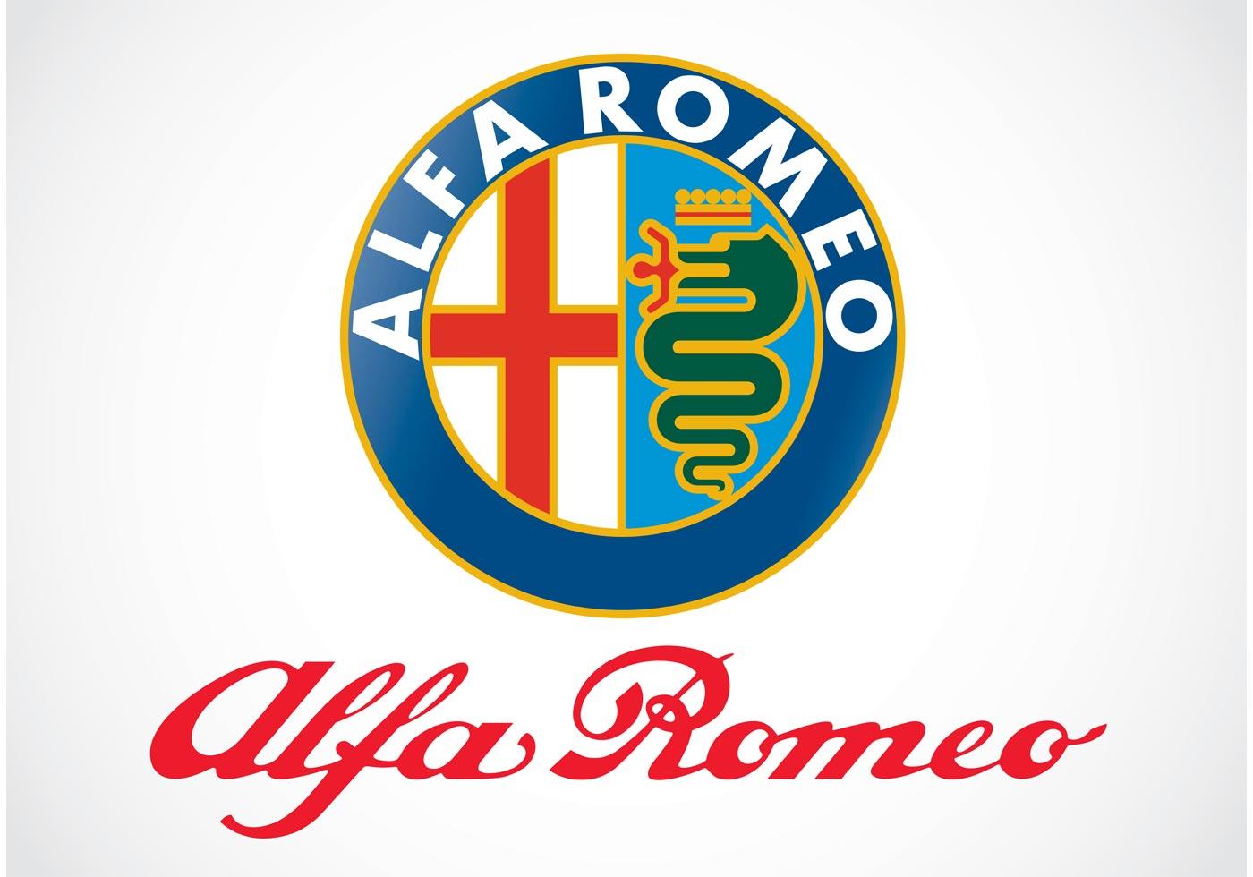 alfa romeo logo download free vector art stock graphics images. Black Bedroom Furniture Sets. Home Design Ideas