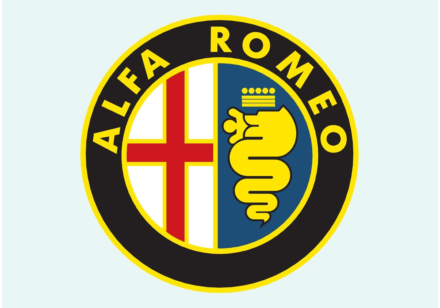 alfa romeo disc logo download free vector art stock graphics images. Black Bedroom Furniture Sets. Home Design Ideas