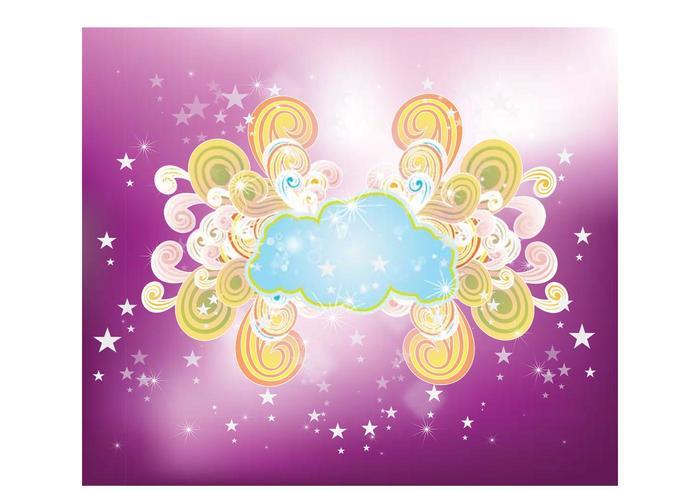 Cloud Vector Illustration