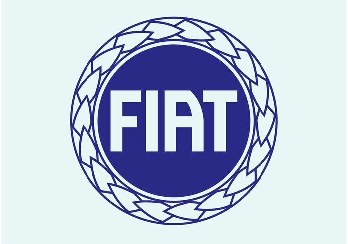 Logotipo do disco fiat