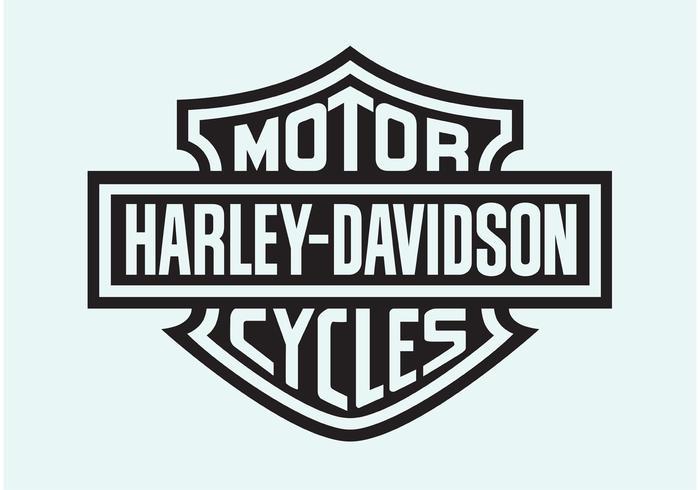 Harley Davidson Vector - Download Free Vector Art, Stock