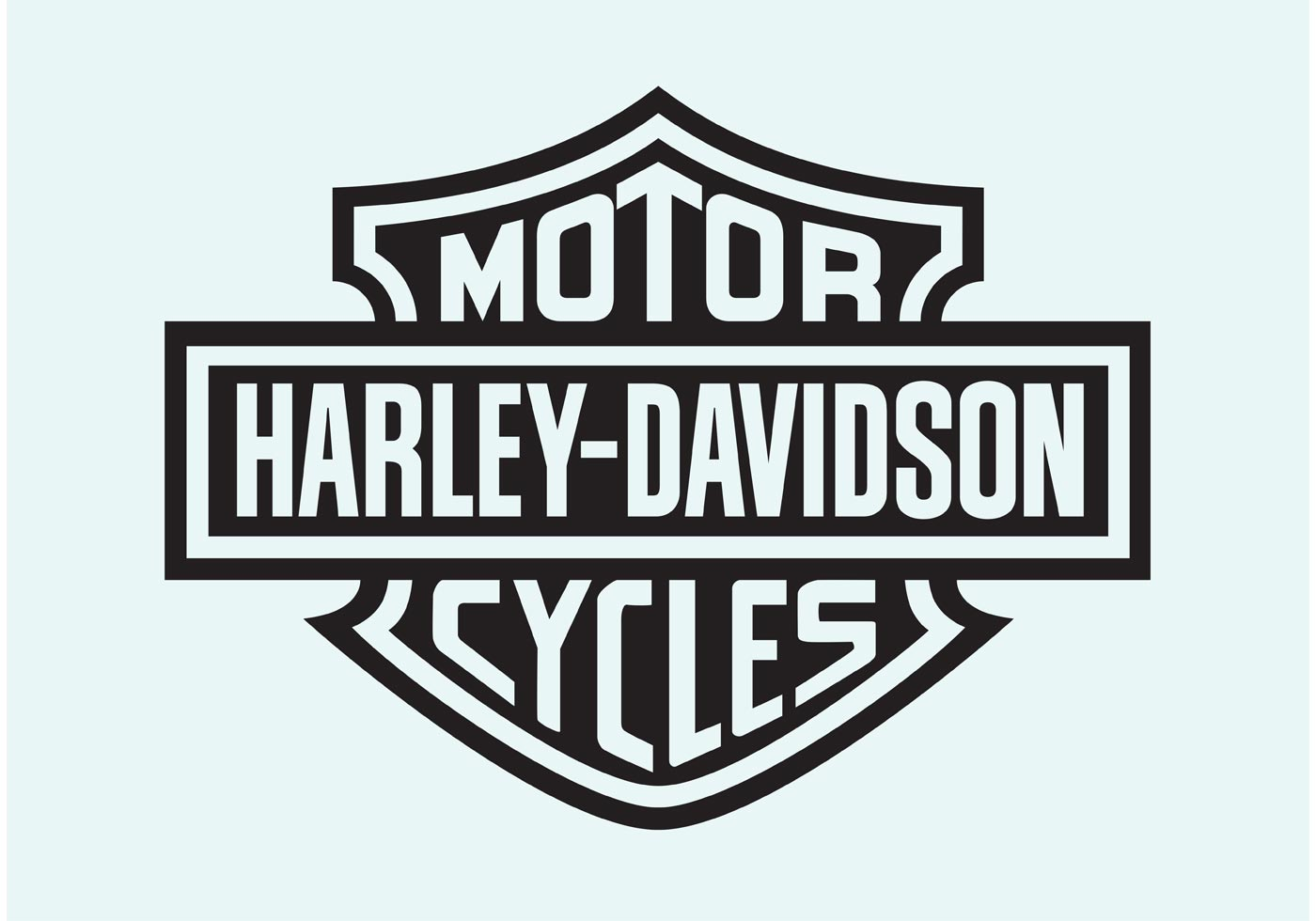 photograph about Printable Harley Davidson Logo identified as Harley Davidson Motorbike Cost-free Vector Artwork - (7 Absolutely free Downloads)