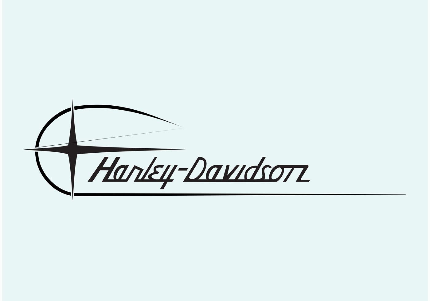 Harley Davidson Logo - Download Free Vectors, Clipart ...