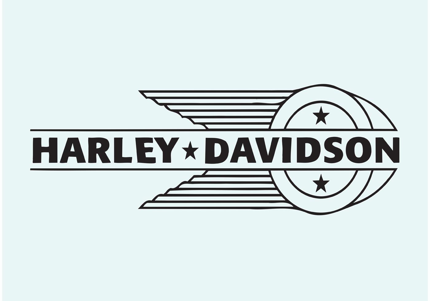 Harley Davidson Symbol: Harley Davidson Vector Logo
