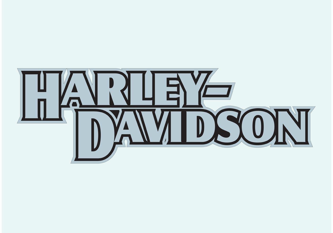Harley Davidson Logo Graphics - Download Free Vector Art ... - photo#19