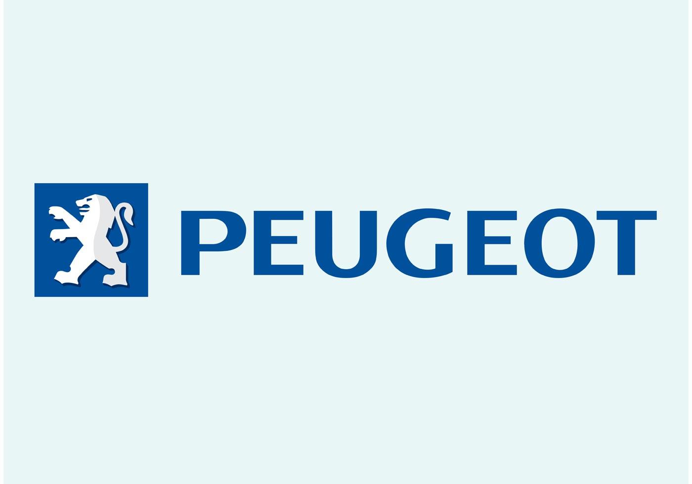 peugeot logo download free vector art stock graphics