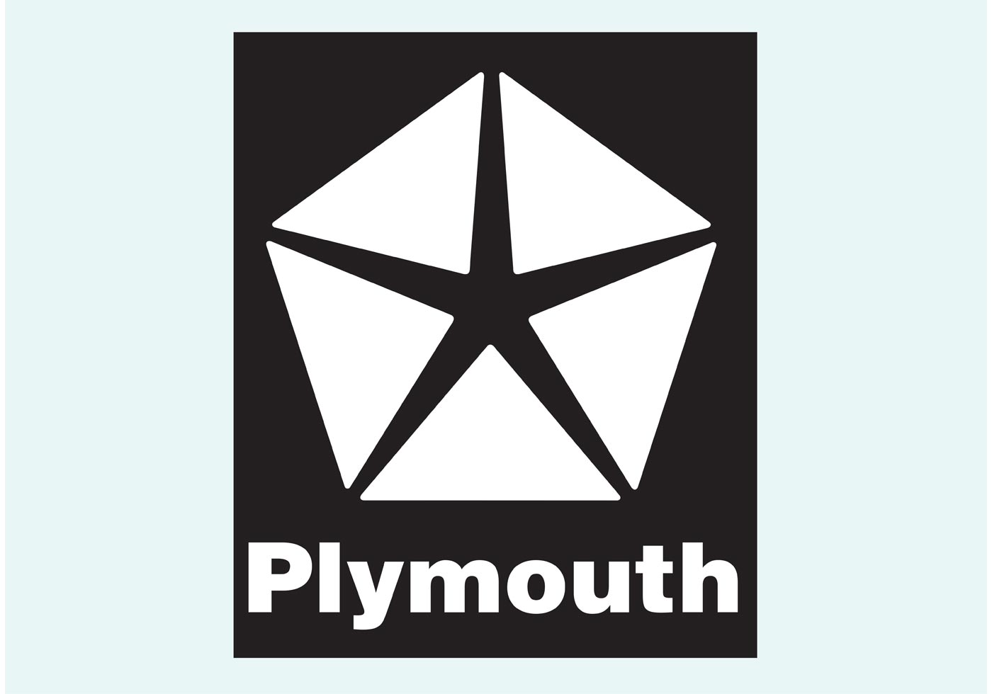 Plymouth Logo Download Free Vector Art Stock Graphics Images