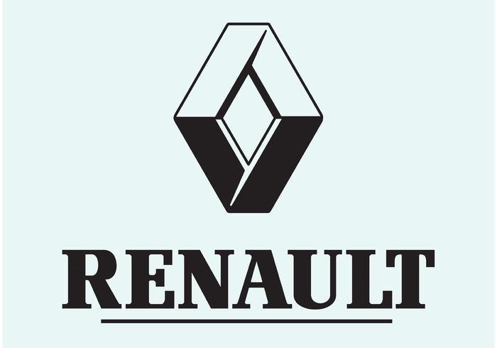 Renault Vector Logo Type