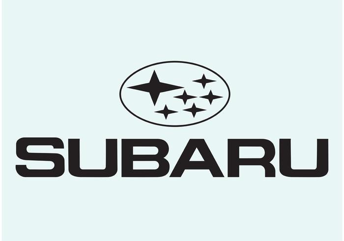 Tipo de Logo Subaru