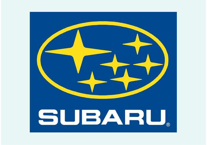 Subaru Vector Logo Type