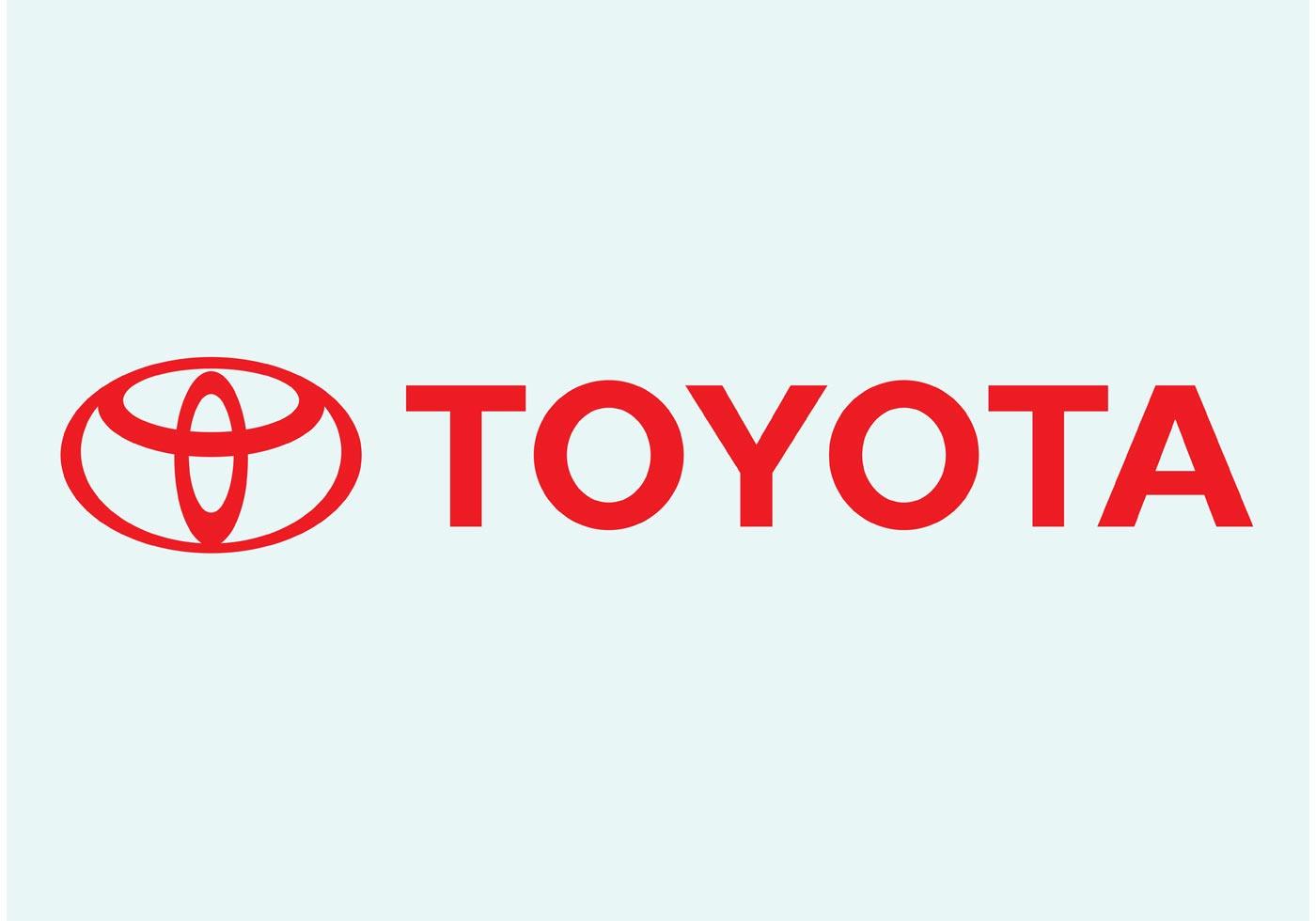 Toyota Vector Logo Download Free Vector Art Stock
