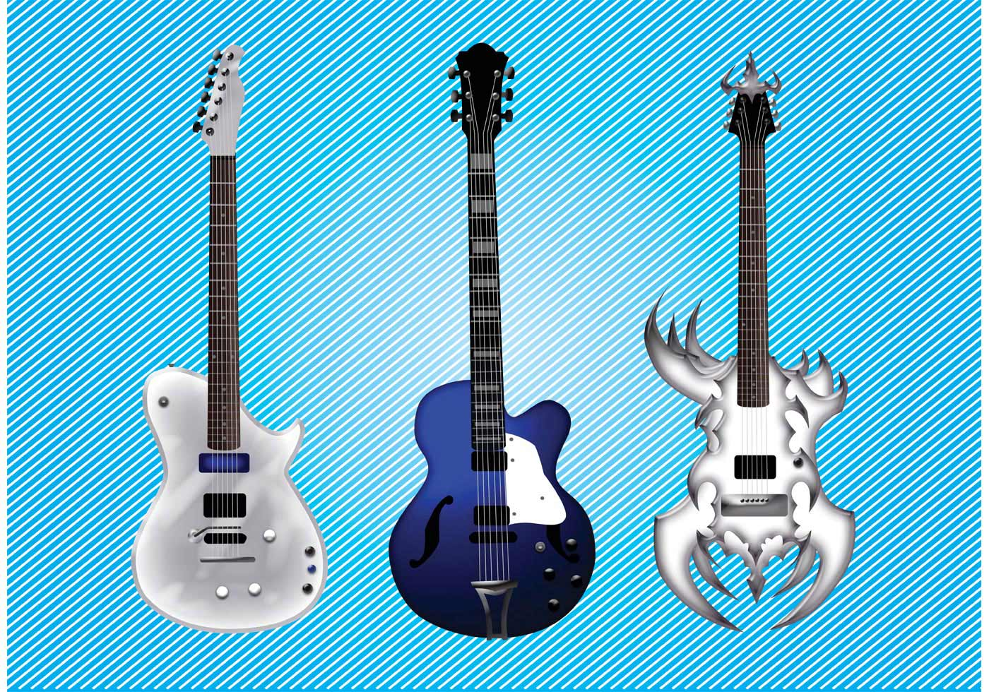 electric guitar vectors download free vector art stock graphics images. Black Bedroom Furniture Sets. Home Design Ideas
