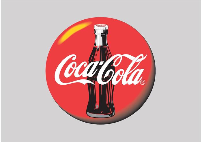 Coca-Cola Disc Logo vector