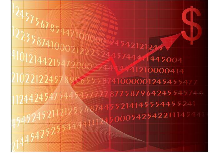 Stock Exchange Vector