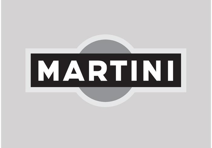 Martini vector logo