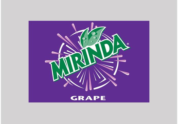 Mirinda Grape
