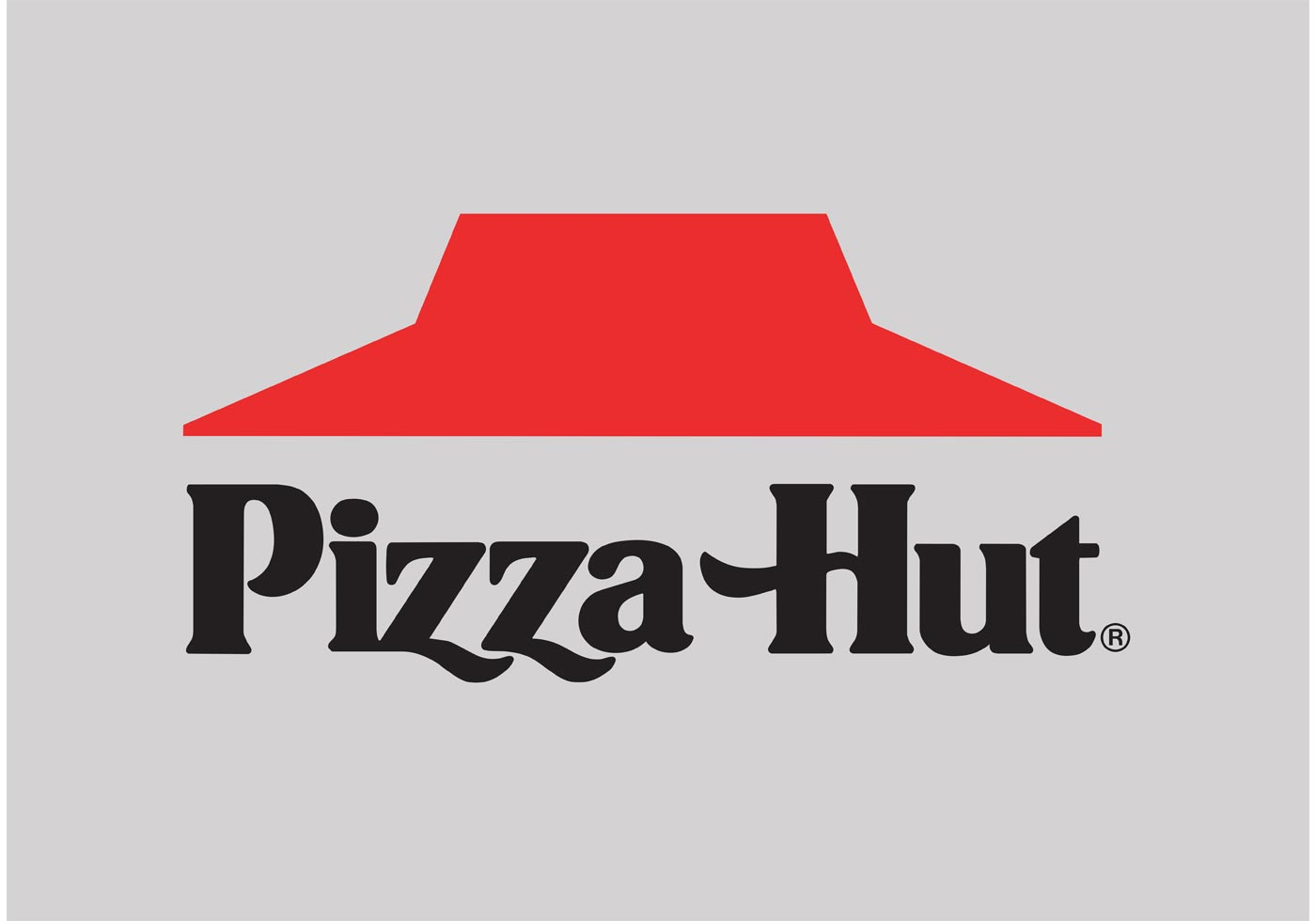 pizza hut logo download free vector art stock graphics