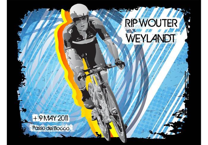 RIP Wouter Weylandt
