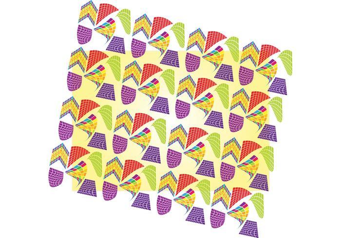 Geometric Graphics Pattern