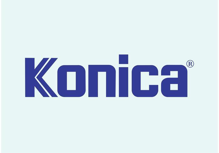 Konica Vector Logo