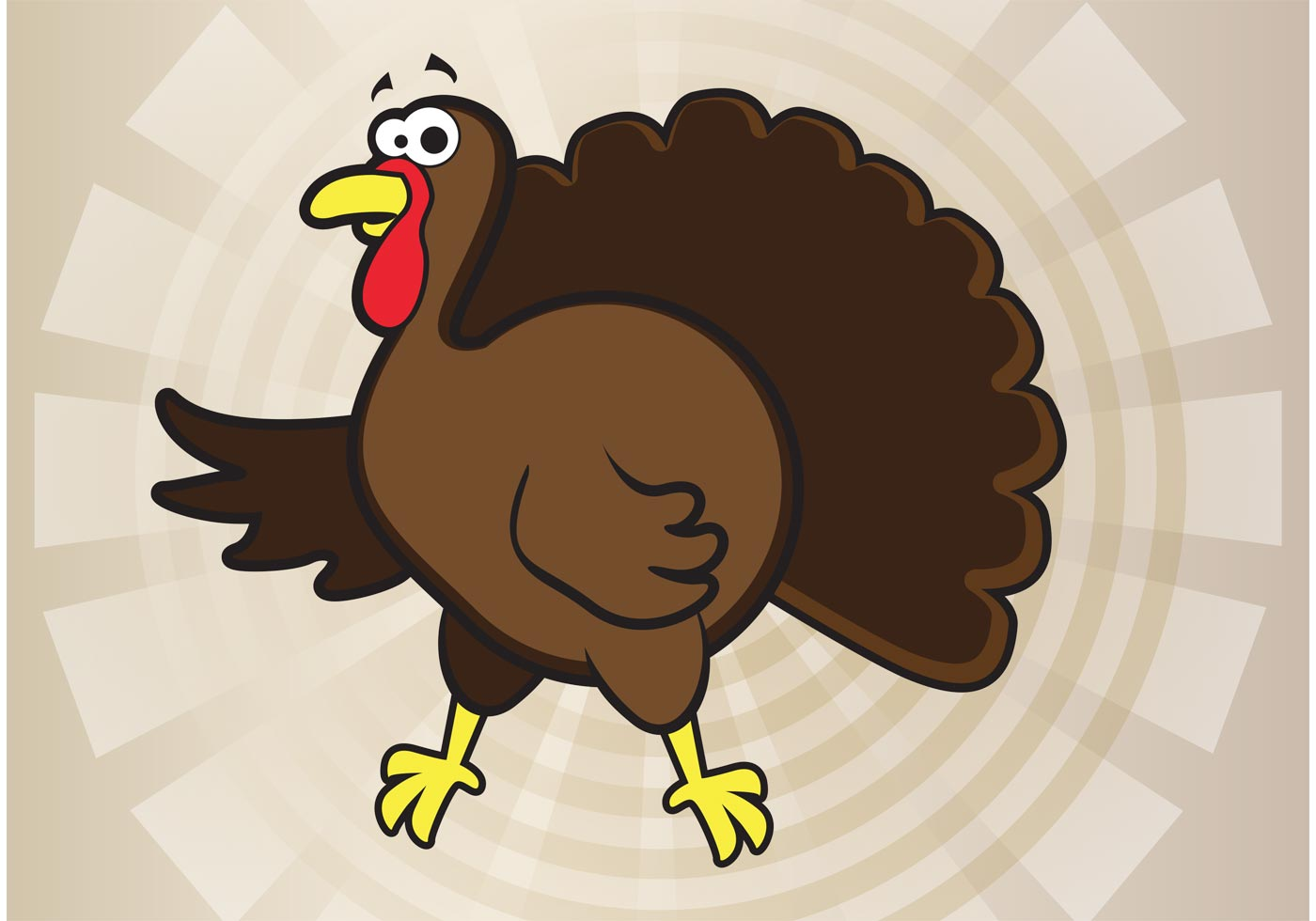 Turkey Free Vector Art - (313 Free Downloads)