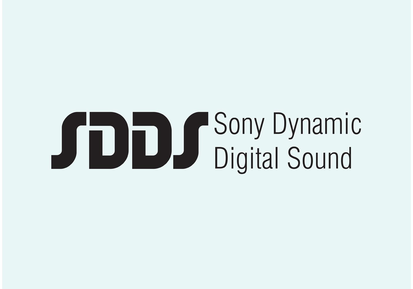sony dynamic digital sound download free vector art