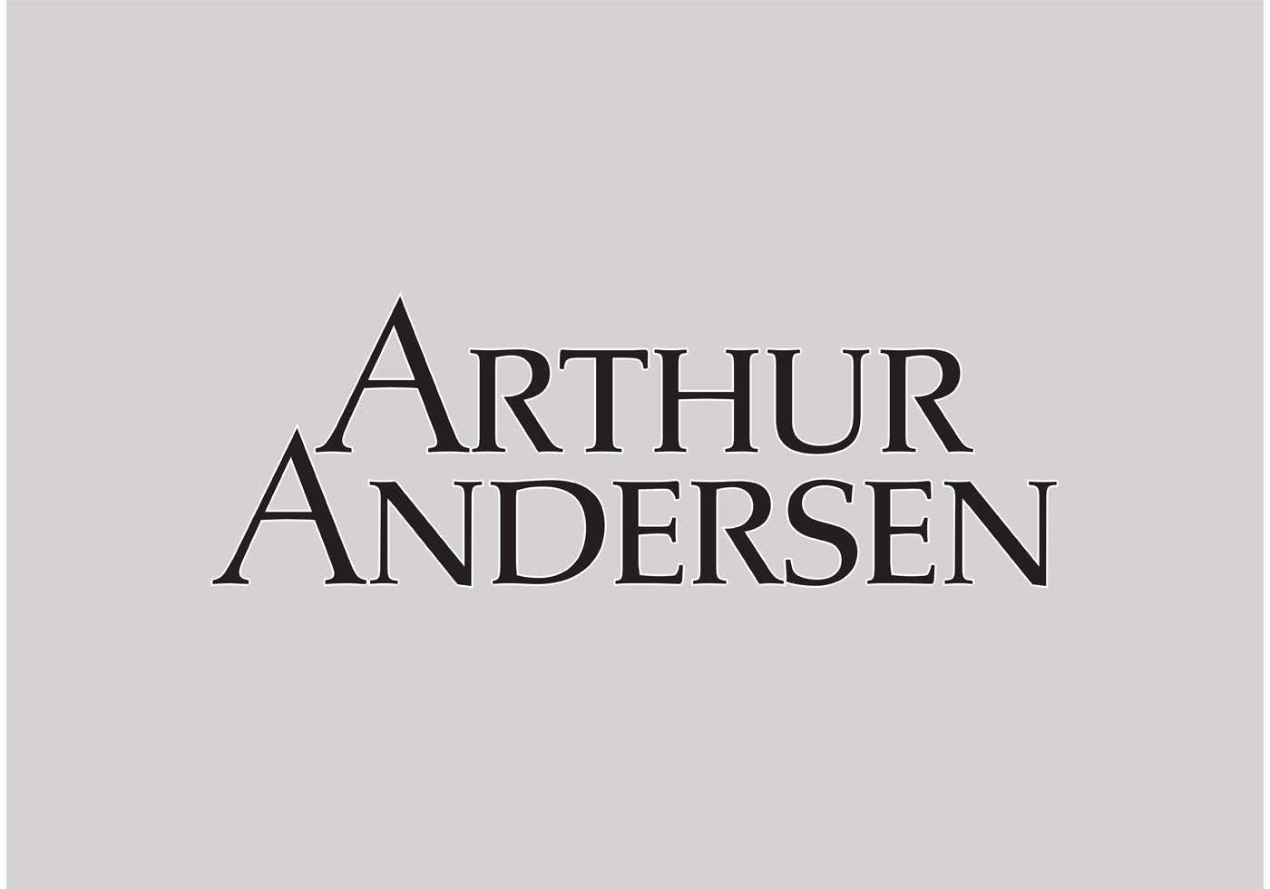 management planning paper on arthur andersen Note: arthur andersen has studied the leading companies that are  to strategic  importance action plans that were rejected due to resource.