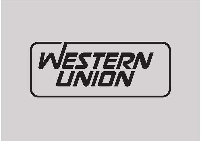 Western union vecteur