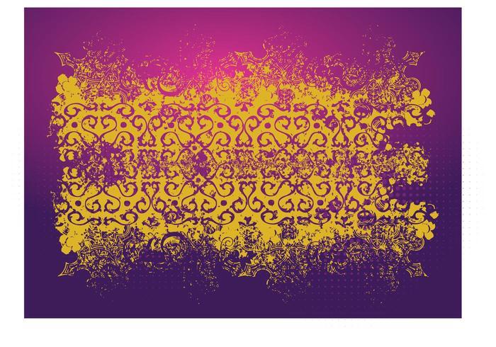 Decorative Grunge Texture
