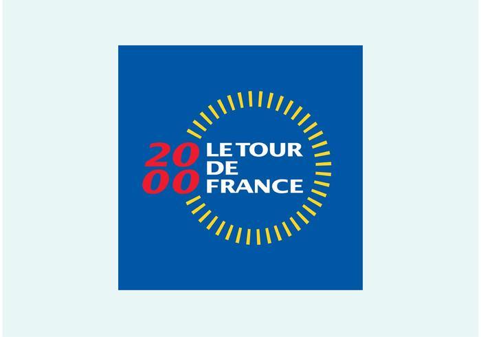 2000 Tour de France vector