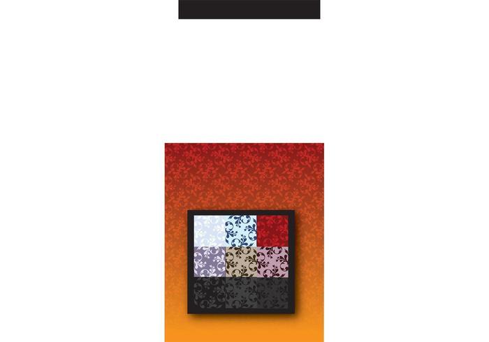 Decorative Patterns Vectors
