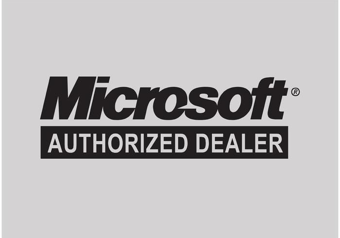 Microsoft Vector Logo