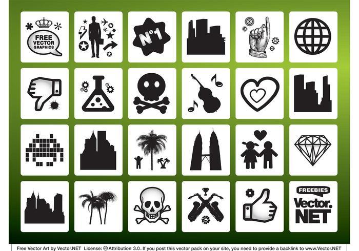 Vector Signs Symbols