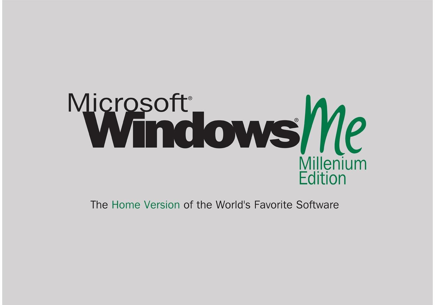 Windows millennium scarica