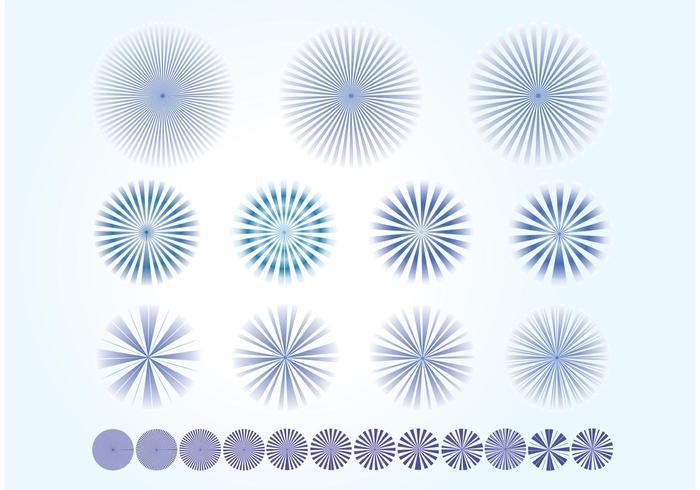 Starburst Vectors