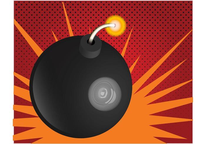 Bomb vektor