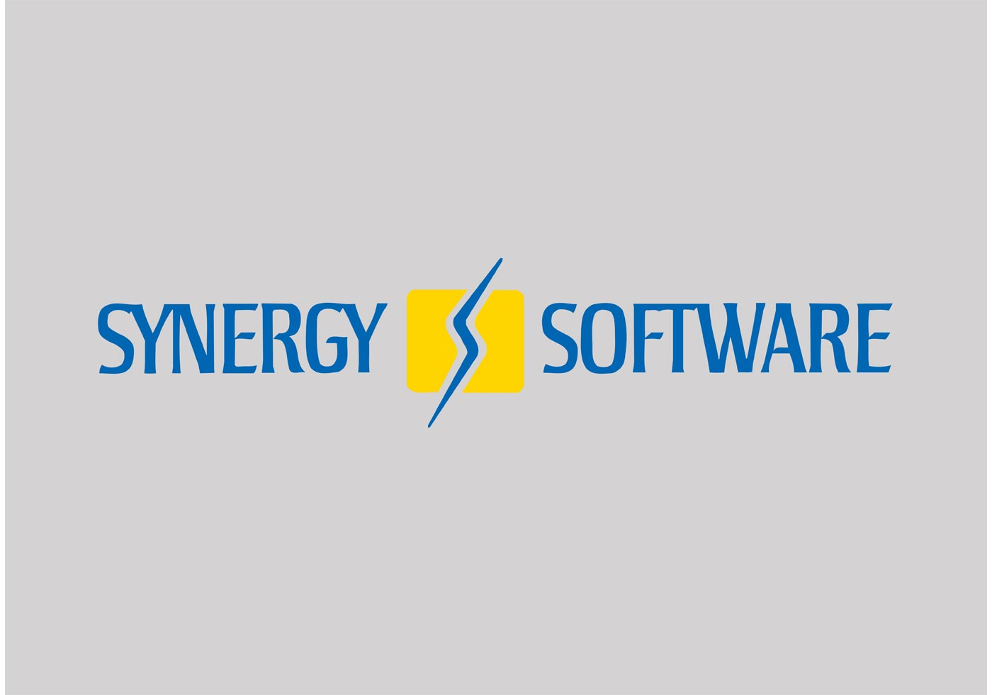 Synergy software download free vector art stock Vector image software