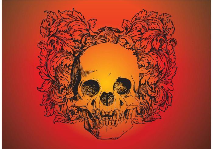 Skull Vector Download