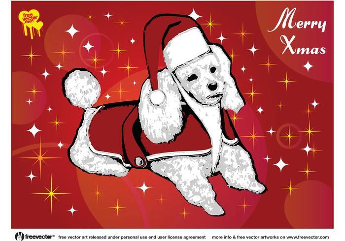 Santa hund