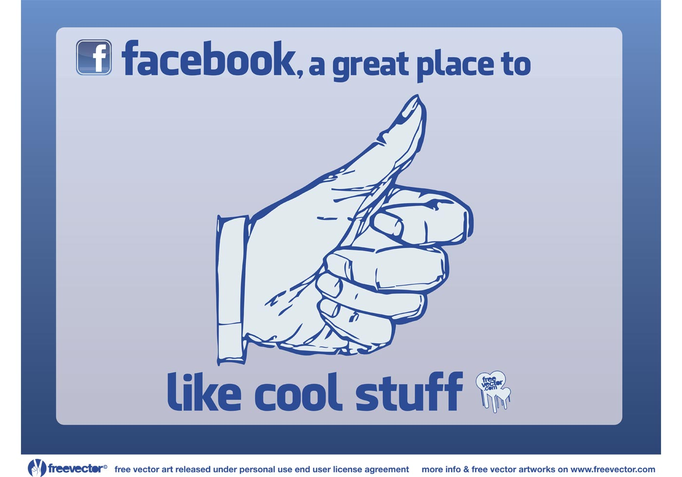 Like Us On Facebook Free Vector Art 3997 Free Downloads