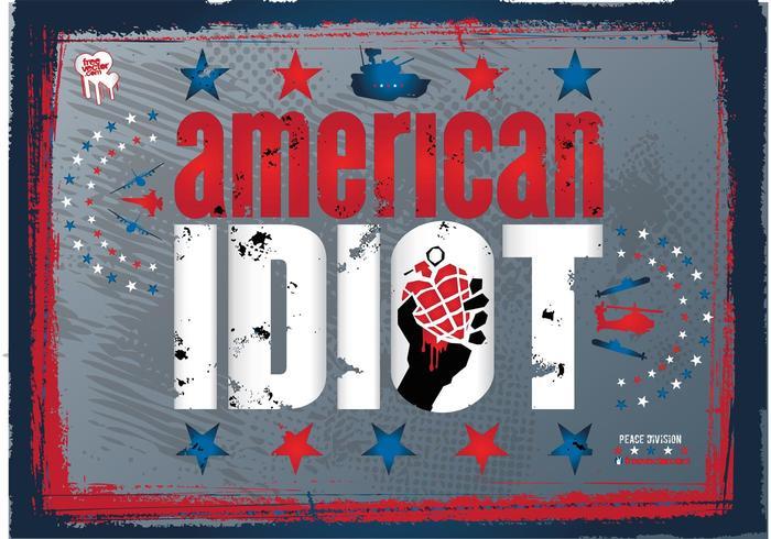 americano idiota