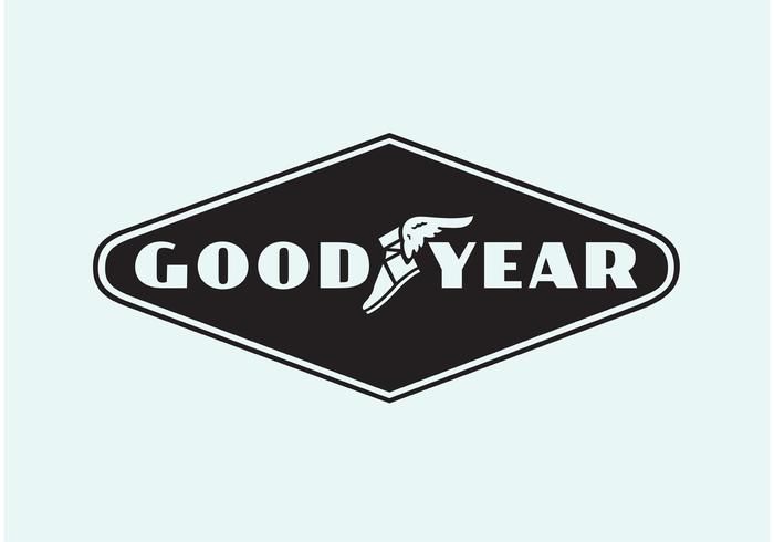 Goodyear Vector Logo