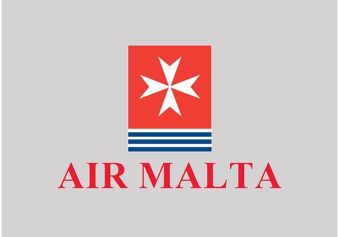Air Malta vector