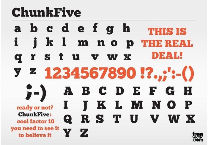 ChunkFive
