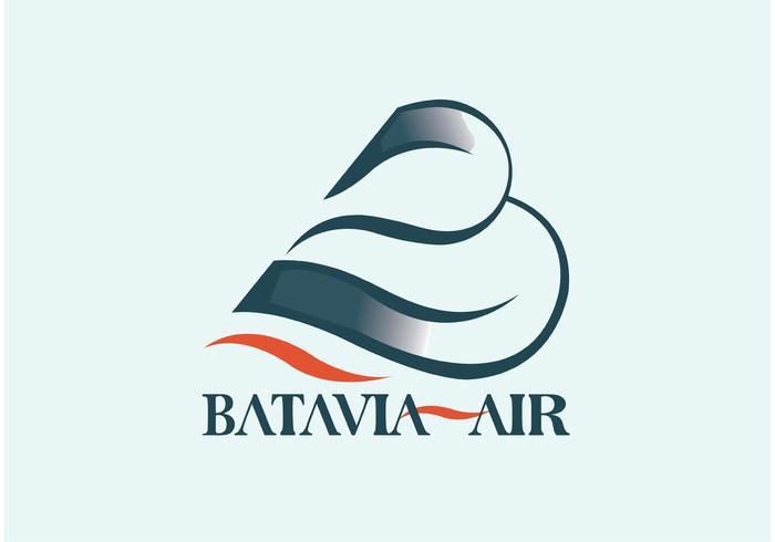 batavia air vektor