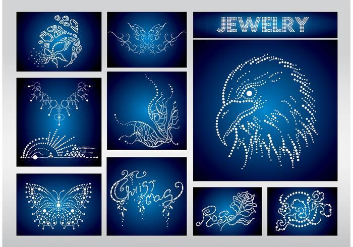 Jewels Vectors