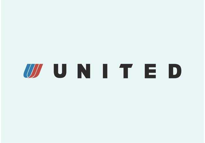 Logo di United Air Lines Vector